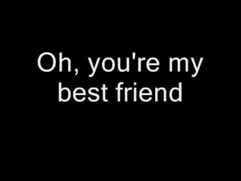 Queen - You're My Best Friend  ~how I loved it when you chose this song to play and sang along~