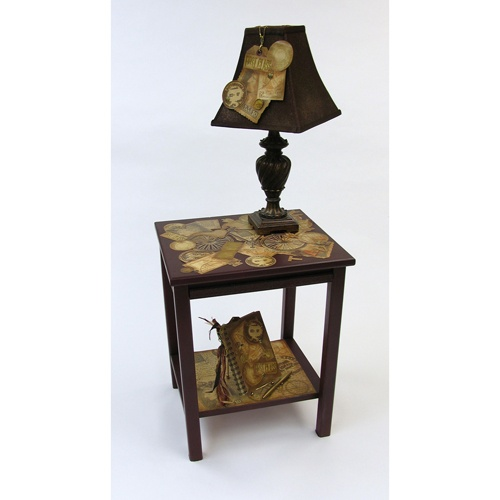 17 best ideas about decoupage table on pinterest for Cadlow mural world