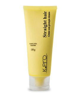 K.Pro Straight Hair Creme Com Proteção Térmica 150g :: Ilha da Beleza