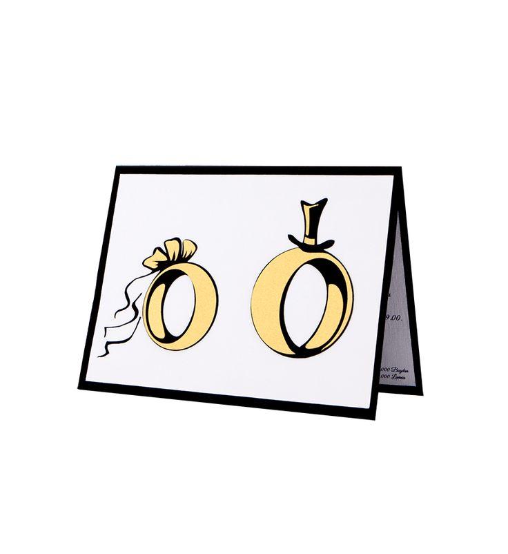 Handmade wedding invitation  #wedding