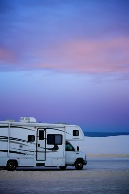 Pros and Cons of living in an RV full time.