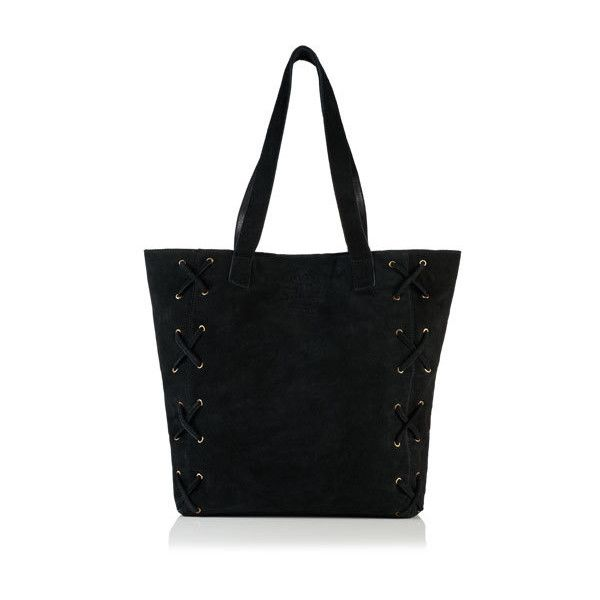 Superdry Lattice Tote Bag (£64) ❤ liked on Polyvore featuring bags, handbags, tote bags, black, handbags tote bags, handbags totes, tote handbags, tote purses and tote bag purse