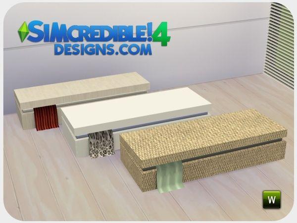 SIMcredible!'s Sea Foam Chest (Closed)