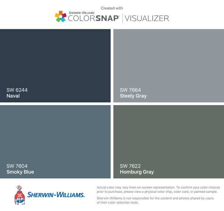 Best 25 Sherwin williams steely gray ideas on Pinterest  : 78ab6fb0d4db397d72f8b23ed5420919 from www.pinterest.com size 735 x 691 jpeg 29kB
