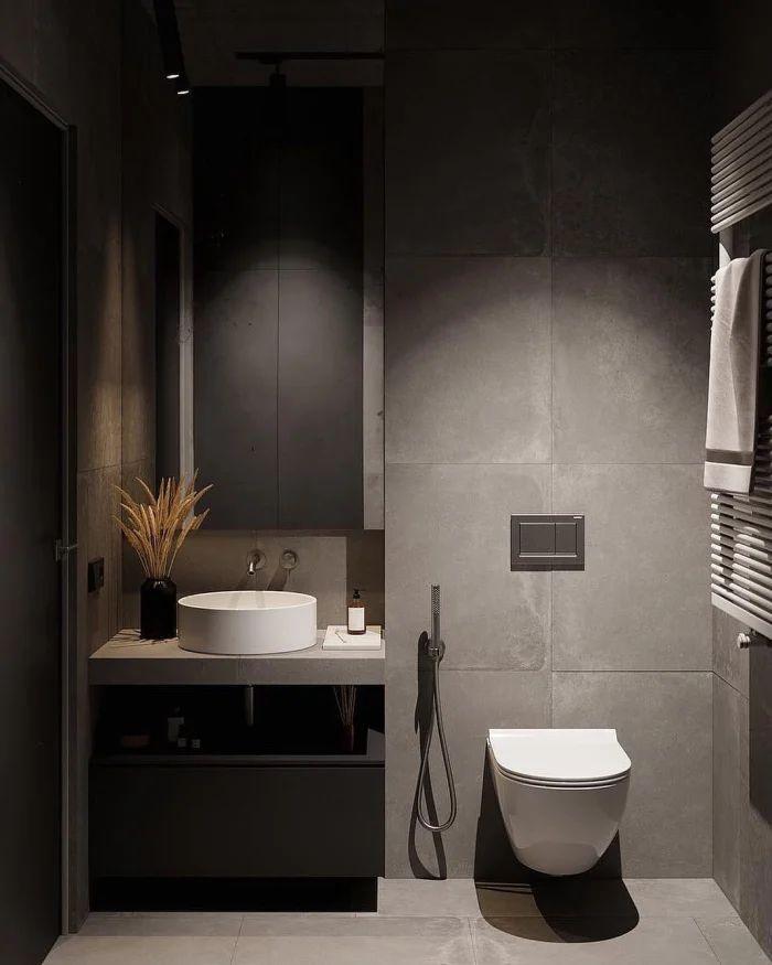 Minimal Interior Design Inspiration 202 Bathroom Interior Design Minimalism Interior Washroom Design