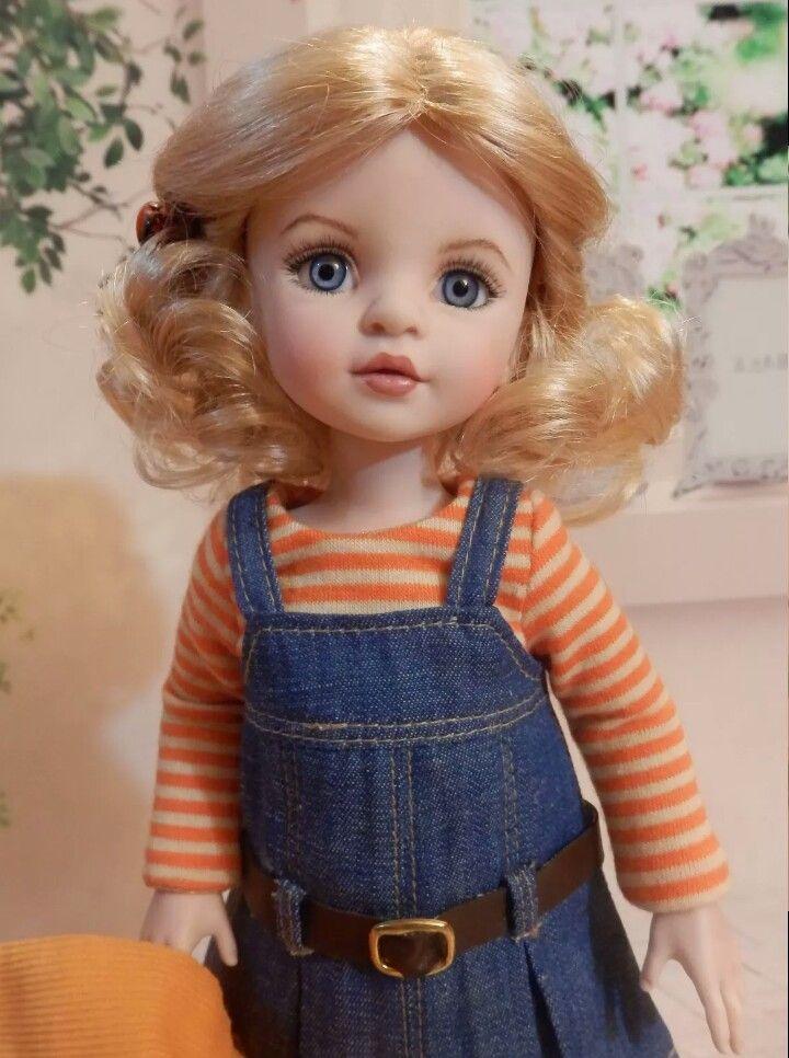 New Dianna Effner BJD Kidlet 11 inch doll