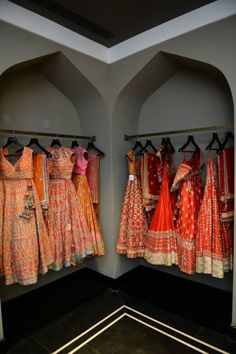 from http://shop.AnitaDongre.com/ new store at http://www.dlfEmporio.com/ Vasant Kunj, South Delhi, launched Aug, 14