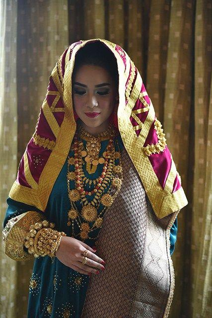 Pernikahan Minang dengan Warna Cerah ala Wanda dan Landi - DSC_2686