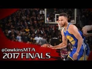 Stephen Curry Full Highlights in 2017 Finals Game 3 at Cavs – 26 Pts, …
