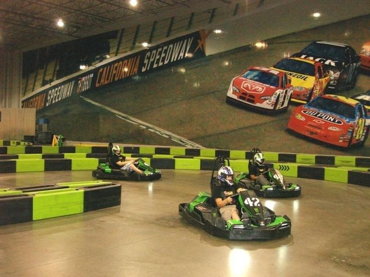 K1 Speed Indoor Karting - Popular Attractions in Orlando, Florida