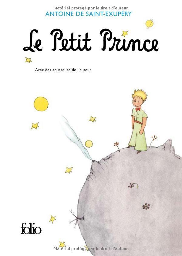 Le Petit Prince: Amazon.fr: Antoine de Saint-Exupéry: Livres