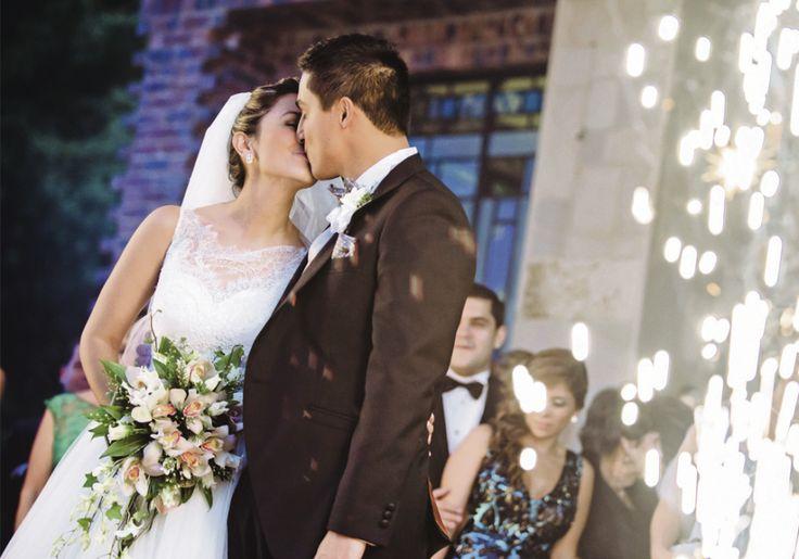 En el hotel Punta Diamante, Minuto a  minuto de una boda soñada