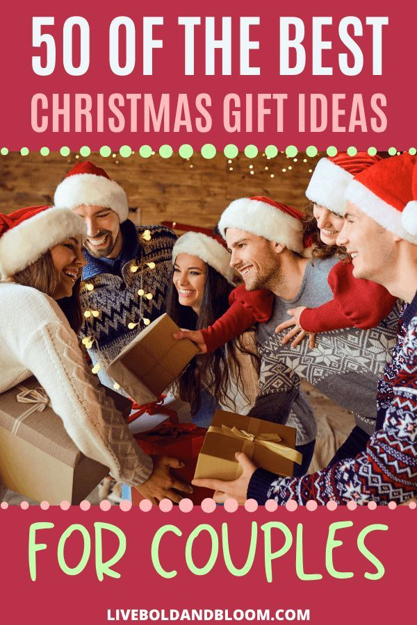 51 Of The Best Christmas Gift Ideas For Couples Couple Christmas Presents Christmas Gifts For Couples Couple Presents