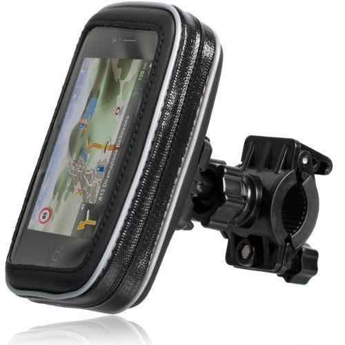 """Wicked Chili Smartphone Handy Bag """" M"""" per Apple , Samsung , Sony , Nokia , LG - Borsa bicicletta con supporto / mount ATV / moto ( altezza massima 11,4 centimetri / larghezza 6,3 centimetri con spruzzi d'acqua )"""