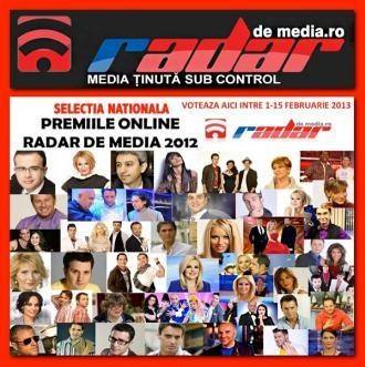 """Confluente Literare : VOTEAZĂ """"CONFLUENŢE LITERARE"""" LA CONCURSUL RADAR DE MEDIA 2012"""