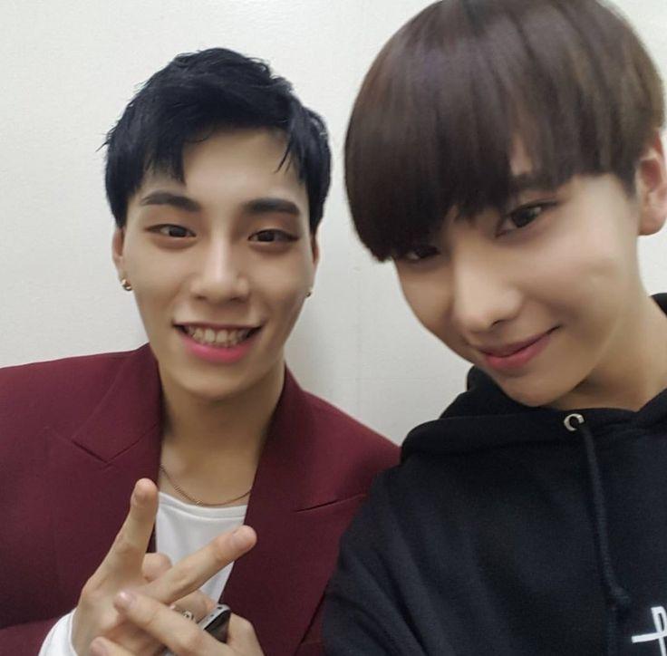 Kim Sanggyun and Kim Yongjin