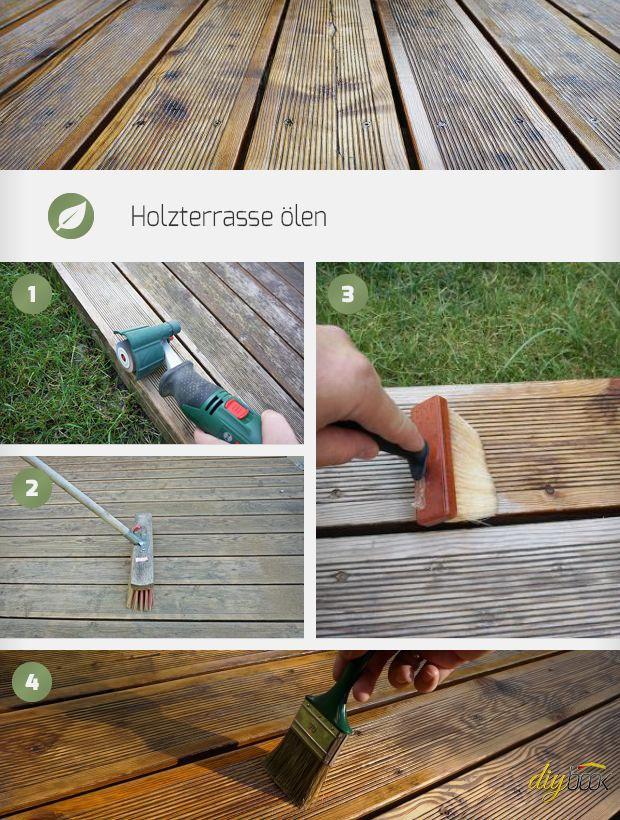 Die besten 25+ Holzterrasse selber machen Ideen auf Pinterest - terrassen bau tipps tricks