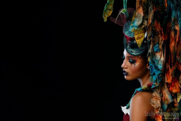 Trinidad carnival costume