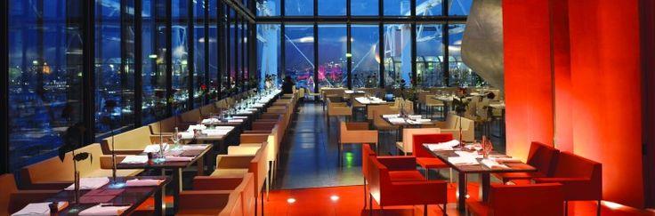Restaurant Georges - 6 ème étage du Centre Georges Pompidou