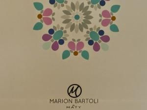 Collaboration Marion Bartoli by Maty • Hellocoton.fr