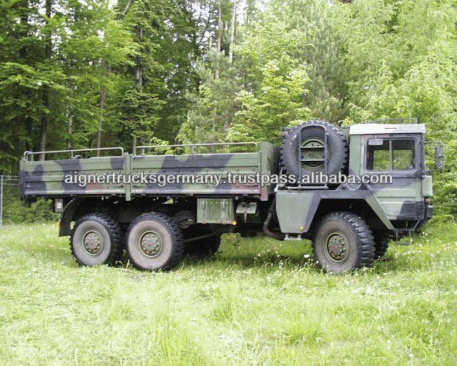 second hand man kat 1 6x6 military trucks buy military. Black Bedroom Furniture Sets. Home Design Ideas