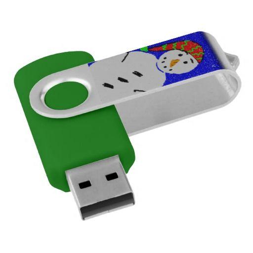 Christmas USB FLASH
