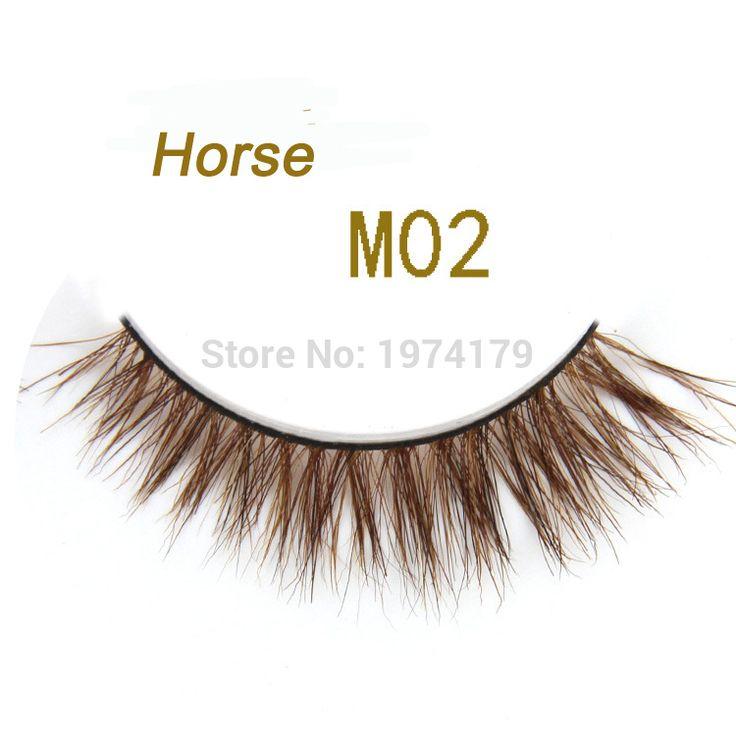 1 Pairs/3D naturalny brązowy Koń Włosów messy Sztuczne Rzęsy/Premium Rzęsy dla Maquillage Makijaż Uroda Narzędzia/Handmade Fashion w 1 Para/zestaw Handmade Super Long Konia Włosy Sztuczne Rzęsy Rzęsy dla Urody Makijaż Premium dla Maquillage-M02 Op od Sztuczne Rzęsy na Aliexpress.com | Grupa Alibaba