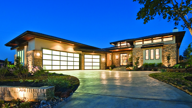 single storey contemporary houses - Google Search