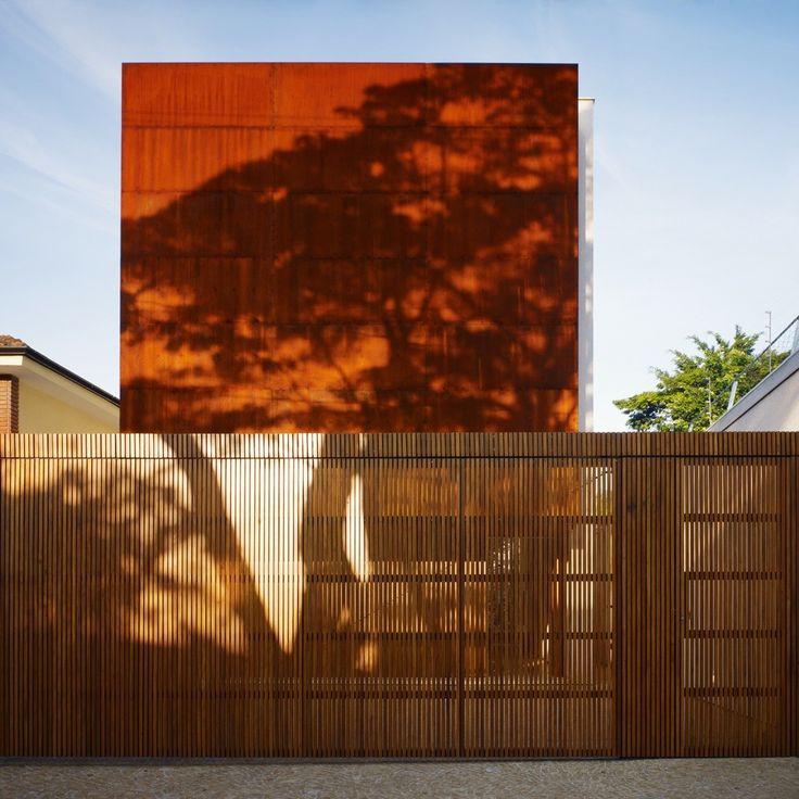 Casa Corten / Marcio Kogan, © Nelson Kon