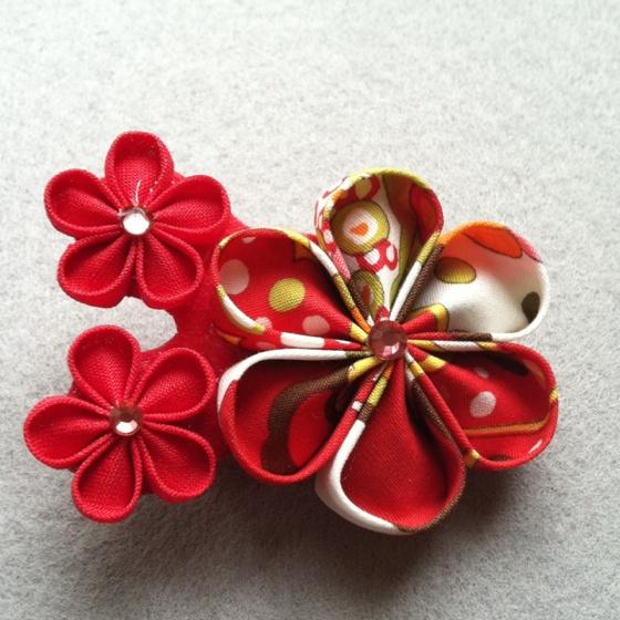 Kanzashi pin/clip