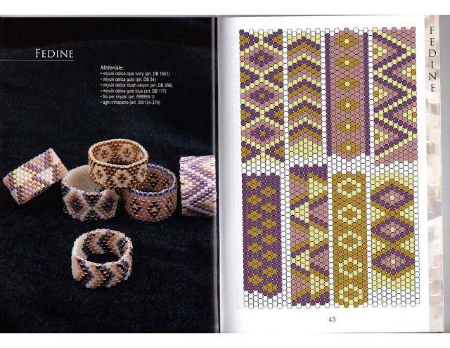 I miei gioielli con perline Miyuki e cristalli Swarovski - Maica Dos - Picasa Web Albums