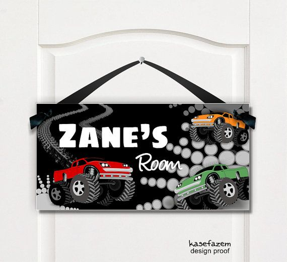 17 best images about zane 39 s monster jam room on pinterest