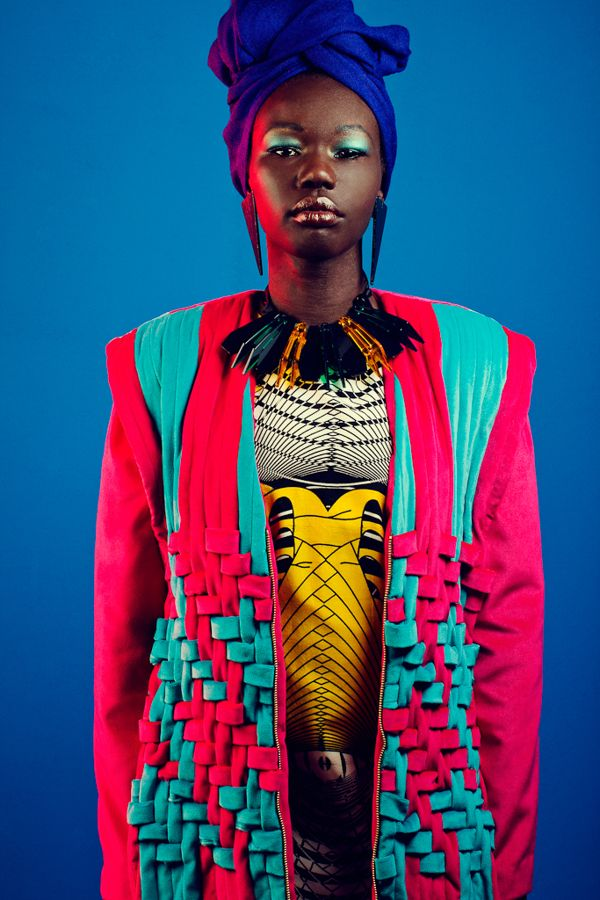 African Fashion Week Amsterdam, photographer: Richard Terborg #color