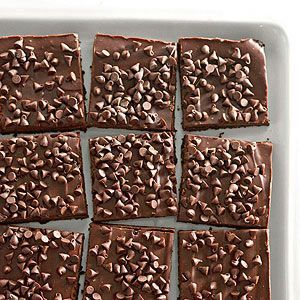 Chocolate Cheesecake Bars From Better Homes and Gardens, ideas and improvement projects for your home and garden plus recipes and entertaining ideas.