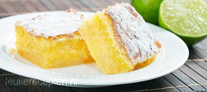 limoen dessert. This is the BEST limoen cake EVER!!!!