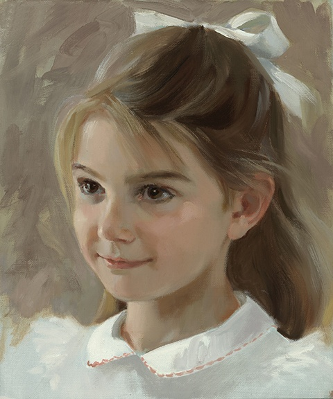 Wonderful portrait by a Portraits, Inc. artist!