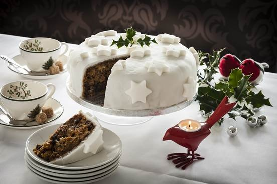 I've been trying to get my mother Marion's fruit cake recipe off her for years and when she finally relented (all in the name of Merchant Gourmet!), what's the first thing I did
