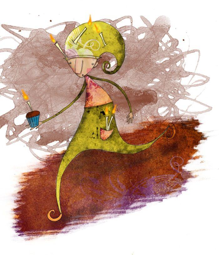 Cuento de Olivia: ¿Qué has hecho con la fantasía? (capítulo 7) En el último capítulo de los cuentos de Olivia, nos quedamos a punto de reencontrarnos con el duende de las velas de cumpleaños...¡¡por fin!! Y a...