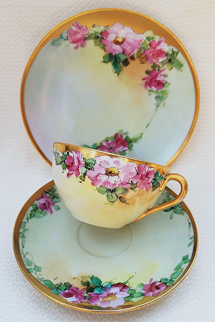 1247 best Beautiful china and tea cups images on Pinterest | Tea ...