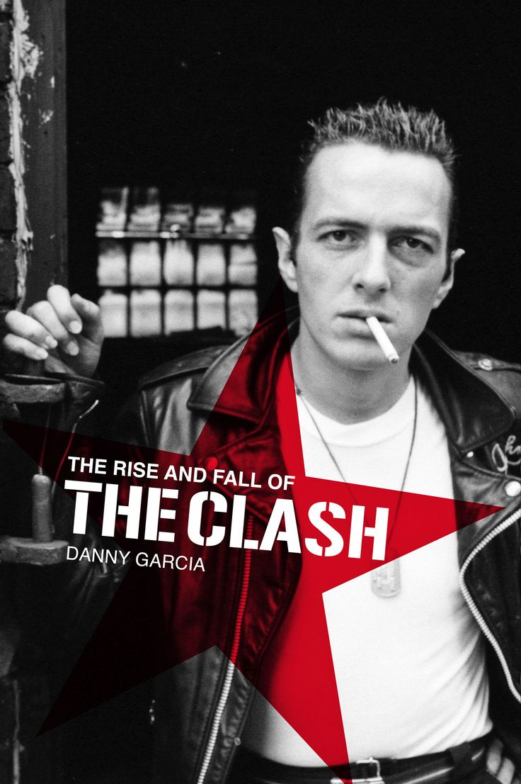 This is the real story of why the Clash broke up at the height of their success in 1983 as told to Danny Garcia, film maker, by those who know...members of the band, their partners and the band's infamous manager, Bernie Rhodes. Special price on our website (RRP £18.99 - get it for just £15.99 direct from Thin Man Press)