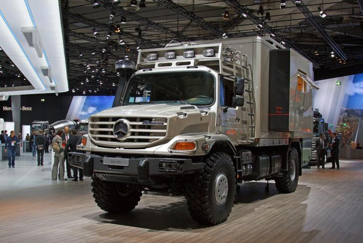 1000 images about truck on pinterest expedition vehicle for Mercedes benz zetros 6x6 expedition vehicle