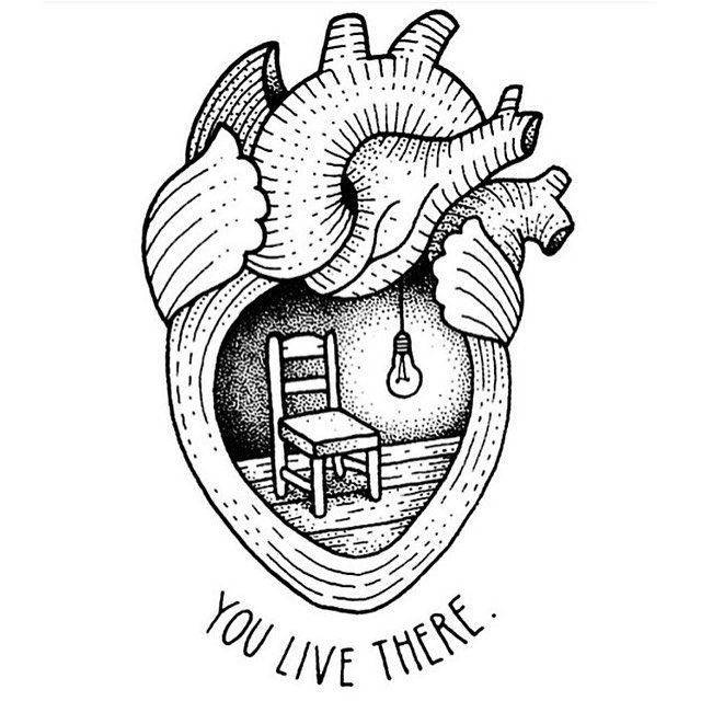 """""""Things that fit inside the heart"""" Concept for our dia de los muertos shrines?"""