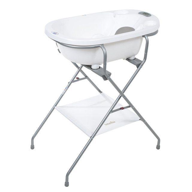Ehrfürchtige Baignoire Bébé Sur Pied Ikea   L'idée d'un tapis de bain