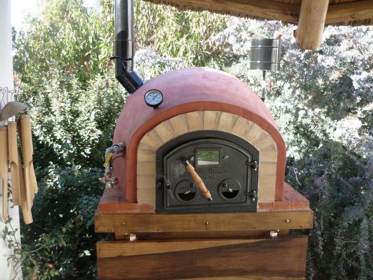 17 best images about horno on pinterest pizza argentina - Como construir horno de lena ...