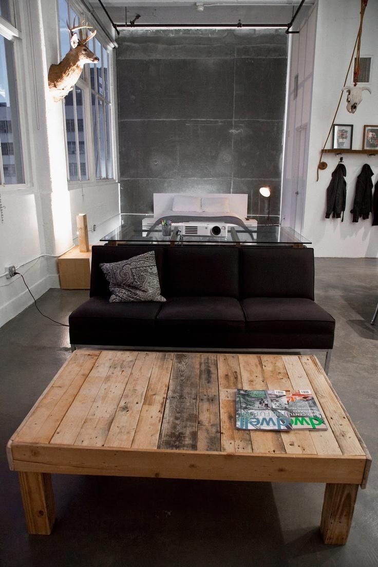 CUSH DESIGN STUDIO: [Portfolio] LA Loft 7th & Los Angeles