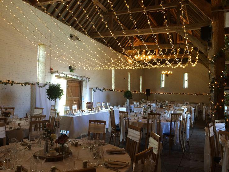 Total hospitality- beautiful oakwood events lighting