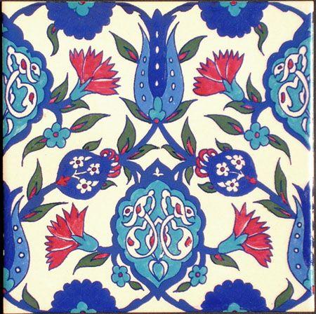 Armenian Tiles from Jerusalem http://www.sandrouni.com