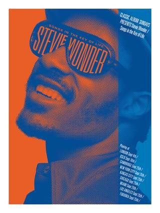 Stevie Wonder Songs In The Key Of Life Poster Flood Gallery 2016