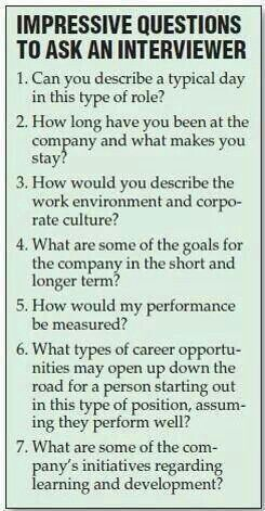 High Quality Job Interview Questions To Ask The Interviewer Even Though I Hope To Avoid  A Job Hunt For A Very Long Time.