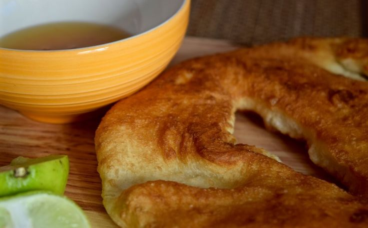 Tibetan Bread recipe - no yeast, no proving, no frying!